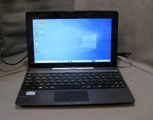 #870 ASUS TransBook T100TA intel Atom Z3740 1.33GHz win10 WPS office2016