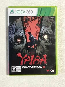 【Xbox360】 YAIBA: NINJA GAIDEN Z レア
