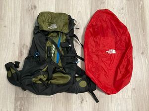 THE NORTH FACE TERRA 45 バックパック レインカバー付き