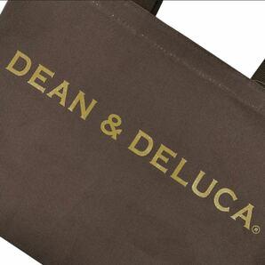 ゴールドロゴ Lサイズ DEAN&DELUCA トートバッグ