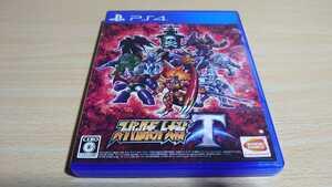 PS4『スーパーロボット大戦T』スパロボT バンダイナムコエンターテイメント BANDAINAMCO