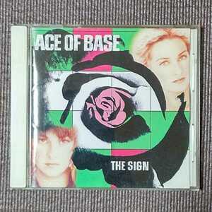 ACE OF BASE - THE SIGN 国内盤 帯なし エイス・オブ・ベイス ザ・サイン 送料無料 即決 迅速発送