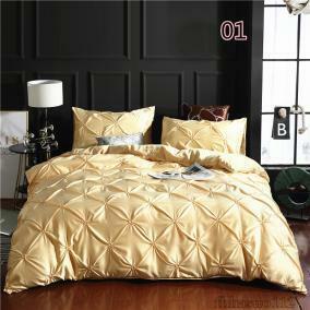 新品 涼しい 掛け布団カバー 高級 クイーン ベッドパッド 8色サイズ選択可01 寝具 北欧♪ベッド用品セット レーZH87