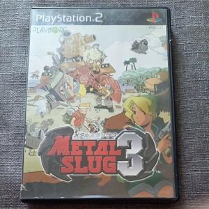 【PS2】 メタルスラッグ 3