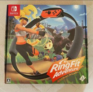 リングフィットアドベンチャー Nintendo Switch ソフト