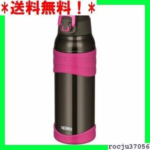 送料無料! サーモス 水筒 真空断熱スポーツボトル 1.0L チャコールピンク 保冷専用 FJC-1000 CH-PK 281