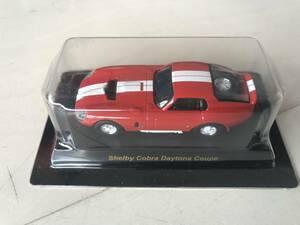 1/64 Kyosho Shelby Cobra Daytona Coupe/京商 シェルビーコブラデイトナクーペ