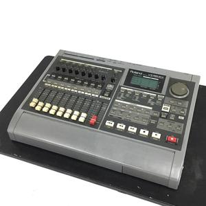 1円 Roland VS-880EX デジタルマルチトラックレコーダー 通電確認済み ローランド PA機器