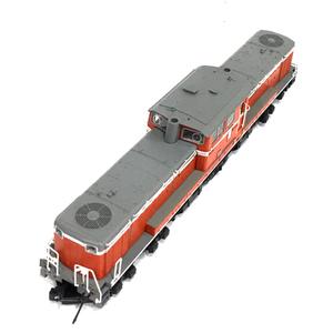 KATO 国鉄 DD51 745 ディーゼル機関車 HOゲージ カトー 鉄道模型 QD101-325
