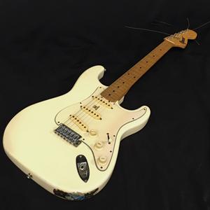 Greco ストラトタイプ エレキギター グネコロゴ マツモク製 弦楽器 全長98cm グレコ QD101-413