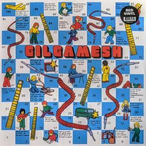 Gilgamesh ギルガメッシュ - Gilgamesh 限定再発レッド・カラー・アナログ・レコード