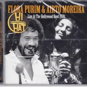 Flora Purim フローラ・プリン & Airto Moreira アイアート・モレイラ - Live At The Hollywood Bowl 1979 リマスターCD