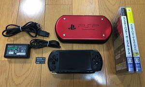 SONY PSP 3000 ハンターズモデル