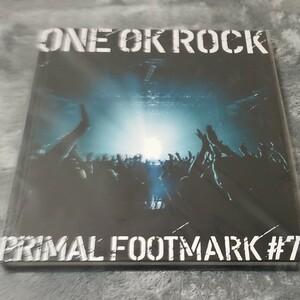 写真集 プライマルフットマーク ONE OK ROCK