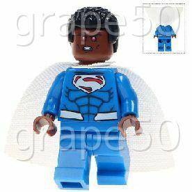 レゴ風★ヴァル・ゾッド★DC:スーパーマン★ミニフィギュア:レゴ互換・レゴカスタム