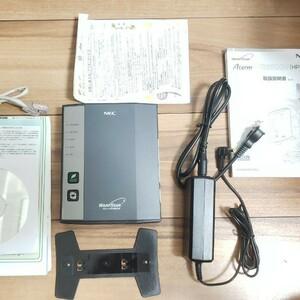 ブロードバンドルータ NEC Aterm WR-WR8600N(HPモデル)