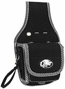 Cタイプ 工具用ウエストバッグ 大工 電工用 作業効率の良い機能設計 工具差し 工具袋 ポーチ腰袋 ベルトポーチ ツールバッグ