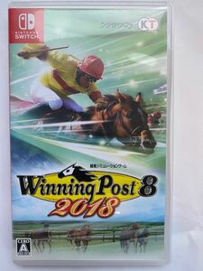 【Switch】 ウイニングポスト8 2018 Winning Post8