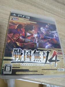 PS3  戦国無双4 ゲームソフト