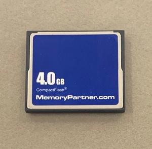 CFカード コンパクトフラッシュ 4GB