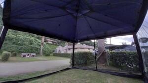 虫対策 蚊帳 メッシュ 3m×3m