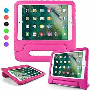 ピンク ACEGO iPad Pro 10.5 ケース 超軽量 耐衝撃 スタンド ハンドル付き EVA キッズ 保護 新型 A