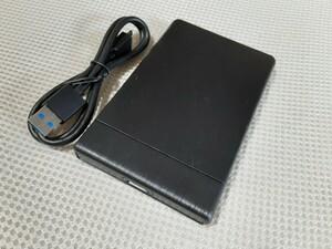 ポータブルHDD 250GB USB3.0 テレビ録画