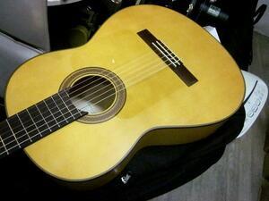 鳴ります!!【調整済み】YAMAHA CG182SF マイク搭載 アンプに繋げる ヤマハ フラメンコギター CG-182SF