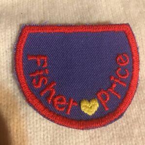 ワッペン FISHER PRICE フィッシャープライス 刺繍ワッペン アメカジカンパニーワッペン
