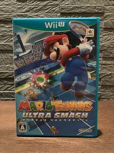 任天堂 【WiiU】 マリオテニス ウルトラスマッシュ MARIO TENNIS ULTRA SMASH