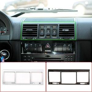 Mercedes Benz G Class W463 G500 G55 2004-2011 air conditioner frame trim cover interior accessory carbon fibre