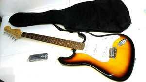 S※ vanguard ヴァンガード Stratocaster ストラトキャスター チェリーサンバースト 40916006501