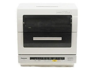 Panasonic NP-TR7-W 食器洗い乾燥機 食洗器 エコナビ ホワイト パナソニック 家電 中古