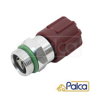 ベンツ エアコンコンデンサームシバルブ/サービスバルブ W140 C140 | W220 | W221/S65AMG | 0028305484