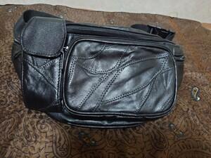 ウエストバッグ。ななめバッグ。 ウエストポーチ