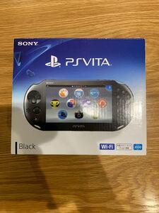 PCH-2000 PS Vita Wi-Fiモデル PlayStation Vita ブラック 未使用未通電