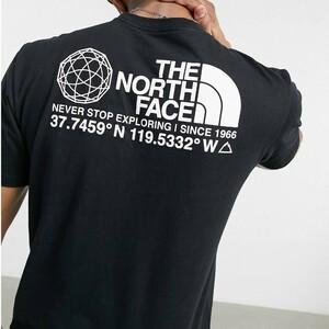 海外限定 THE NORTH FACE ノースフェイス Tシャツ THE NORTH FACE