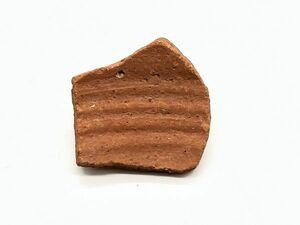 【ペトロ遺跡 陶片集】 ヨルダン 世界遺産 ビザンチン時代            L0325F