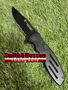 Smith&Wesson #702 Folding Knife フォールディングナイフ 折りたたみナイフ