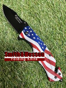 Smith&Wesson #706 Folding Knife フォールディングナイフ 折りたたみナイフ