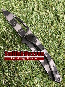 Smith&Wesson #722 Folding Knife フォールディングナイフ 折りたたみナイフ