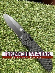 BENCHMADE Triage 916 ベンチメイド フォールディングナイフ