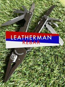 LEATHERMAN REBAR レザーマン マルチツール ツールナイフ マルチプライヤー