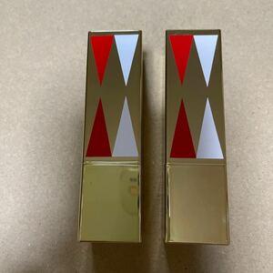 エスティーローダー 口紅 リップスティック リップカラー ピュアカラーエンヴィ 2本 ESTEE LAUDER コフレ 未使用