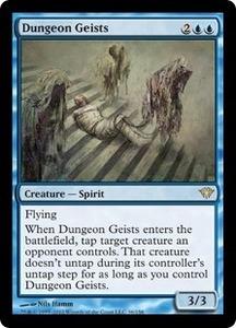 地下牢の霊/Dungeon Geists [DKA] 闇の隆盛 MTG 英語 036 H1Y1