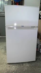 【美品】Haier 冷凍冷蔵庫JR-N85A ハイアール