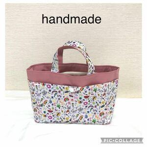 handmade★チルドレン・オブ・リバティ ピンクバックインバック