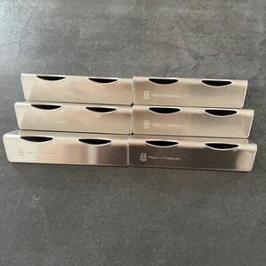 ツバメカトラリー カトラリーレスト 6個セット 新品未使用 made in tsubame 燕