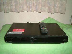 <DVD難有り>1ヶ月保証 シャープ BD-HDS32  HDD/DVD/ブルーレイ/ レコーダー   新品リモコン  B-CASカード付