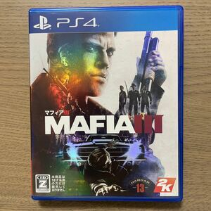【PS4】 マフィア III [通常版]